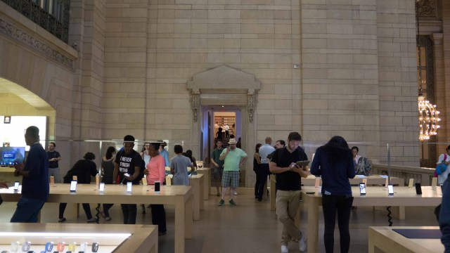 Apple Store, Grand Central Terminal